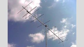 220318 Pro-XL Tonna 2m 9 element crossed (144-148MHz)