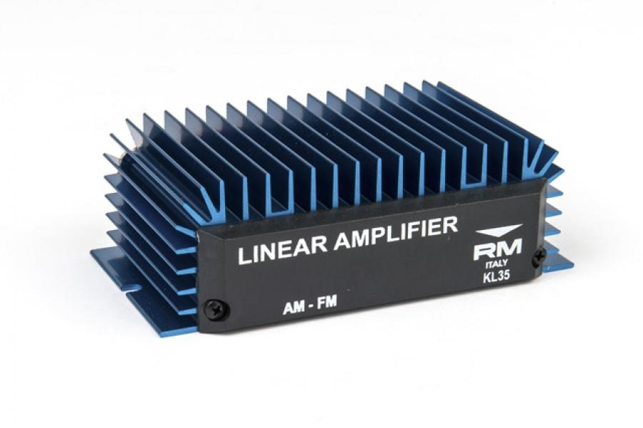 RM Amplifiers KL-35 - Linear amplifier 25-30Mhz