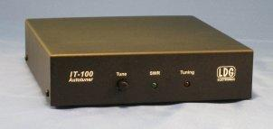 LDG IT-100 Auto tuner For Icom Transceivers