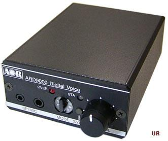 AOR ARD9000 Digital Voice Interface