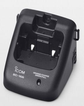 Icom BC-166 desktop charger adapter