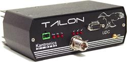 Talon UDC - VHF Data radio/controller with GPS