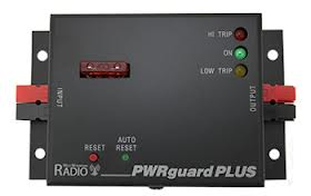PWRguard Plus Automatic safety switch turns off if voltage