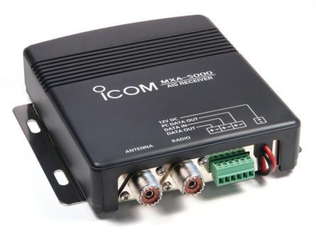 Icom  MXA-5000 AIS Dual Channel Receiver