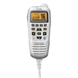 icom HM-195 Icom command-mic to suit IC-M423 - white