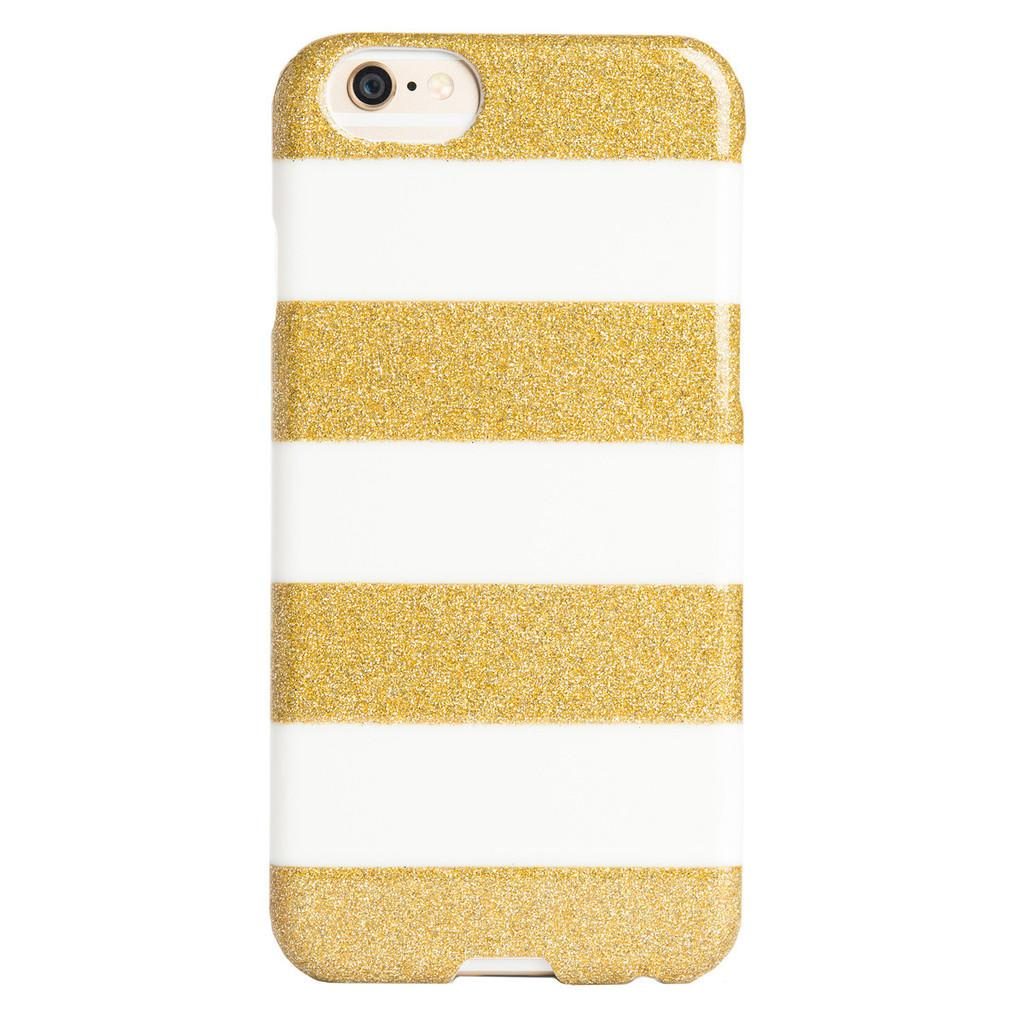 Agent 18 Slimshield - Glitter Stripes iPhone 6
