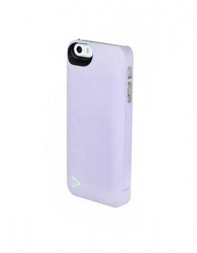Boostcase 2200mAh Power Case for iPhone 5/5S - Lilac
