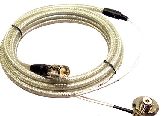 Sharmans MC-4MT Cable Kit for Mobile Antenna's