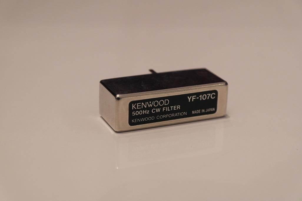 Second Hand Yf 107c Cw Filter 500hz For Ts 480 1