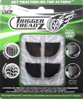 Trigger Treadz for the Xbox One