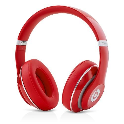 Beats by Dr.Dre Studio Wireless Over-Ear Headphones - Red