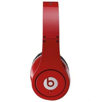 Beats by Dr. Dre Studio Headphones - Red
