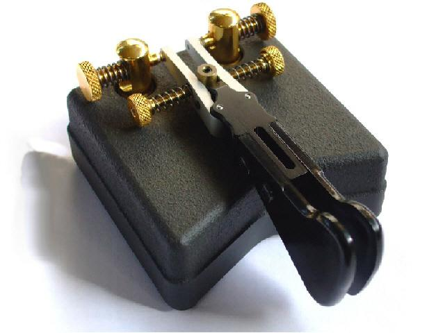 Begali Mono Basic Morse Key