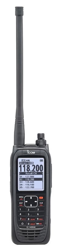 Icom IC-A25CE Airband Transceiver
