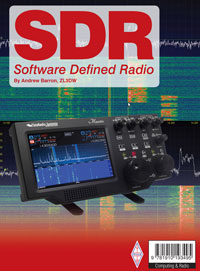 Software Defined Radio By Andrew Barron, ZL3DW