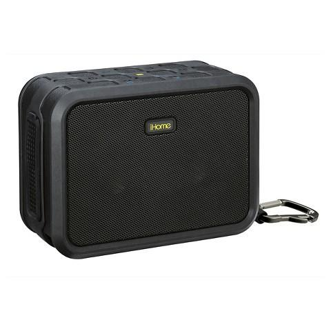 iHome Waterproof Bluetooth NFC Stereo Speaker - Black