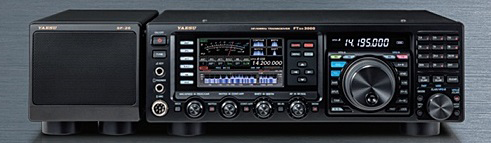 Yaesu SP-20 External Speaker for FTDX3000D/ FTDX1200