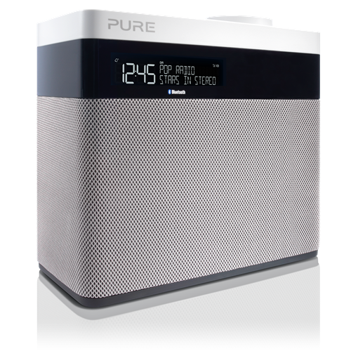 Pop Maxi with Bluetooth Stereo DAB digital and FM radio with Blu