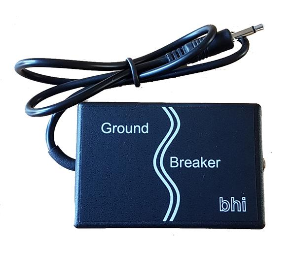Bhi GroundBreaker Audio Isolation Unit