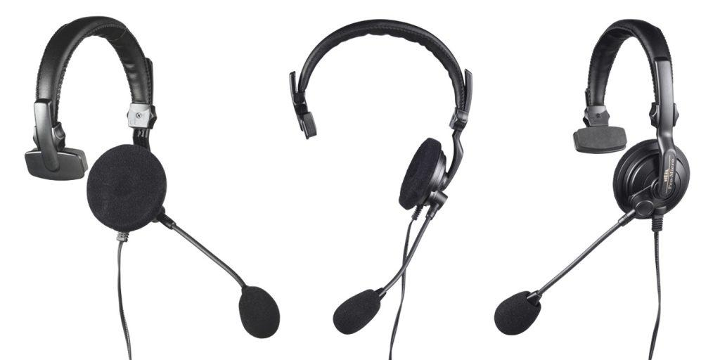 Pro Micro Single iC Headset (Icom)