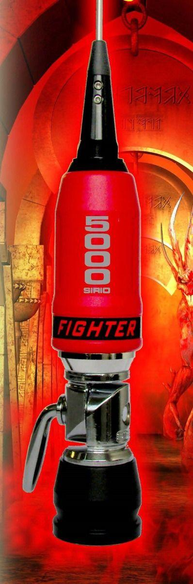 Sirio Fighter P-5000 PL RED Limited Edition