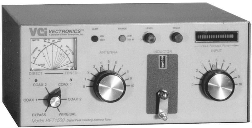 Vectronics antenna tuners
