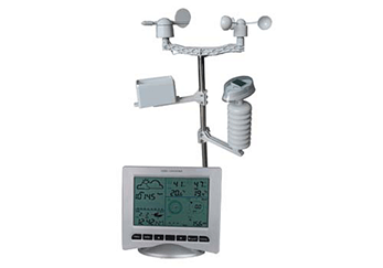 watson W-8681-SOLAR Wireless Weather Station Solar