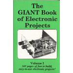 MFJ-3501 The Giant Book of Electronics Projects 1st Ed. 1999