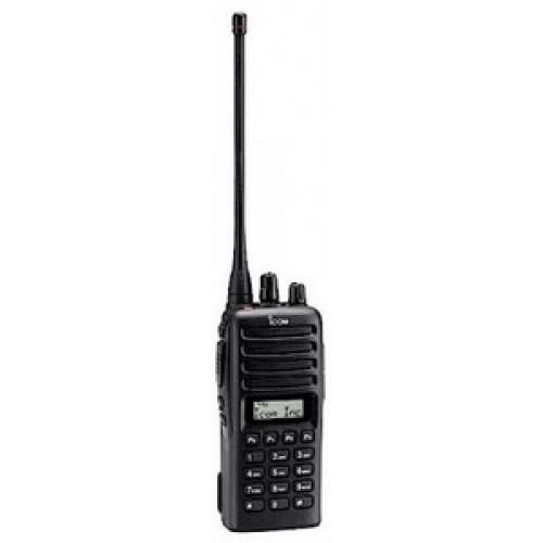 icom IC-F44GT MPT UHF commercial handheld with 10-key keypad
