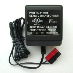 dc/sup/dsp 12 VDC Power Supply for CLRspkr & CLRdsp