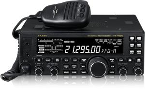 Yaesu FT-450D HF/6M Multimode Base Transceiver