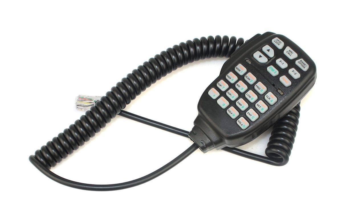 icom HM-133 Remote Control Microphone for IC-E208