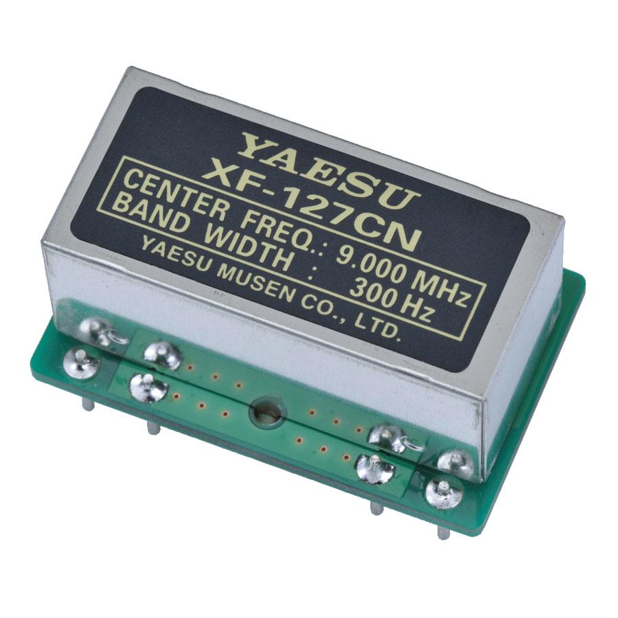 Yaesu XF-127CN 300 Hz CW Narrow Crystal Filter