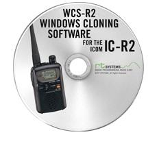 Icom Ic r2 Programming Software And Usb 29a Cable 2