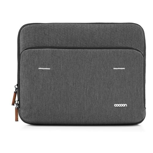 Cocoon Graphite iPad Sleeve for iPad Air, 4, 3, 2 & 1, Gray