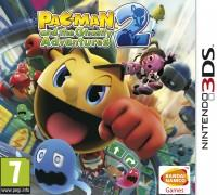 Pac-Man & The Ghostly Adventures 2 3DS