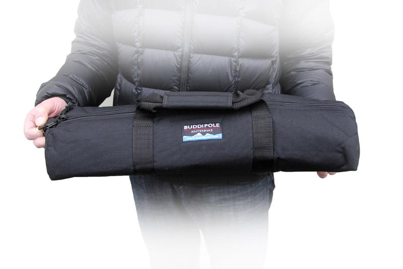 Buddipole Antenna System Carrying Bag