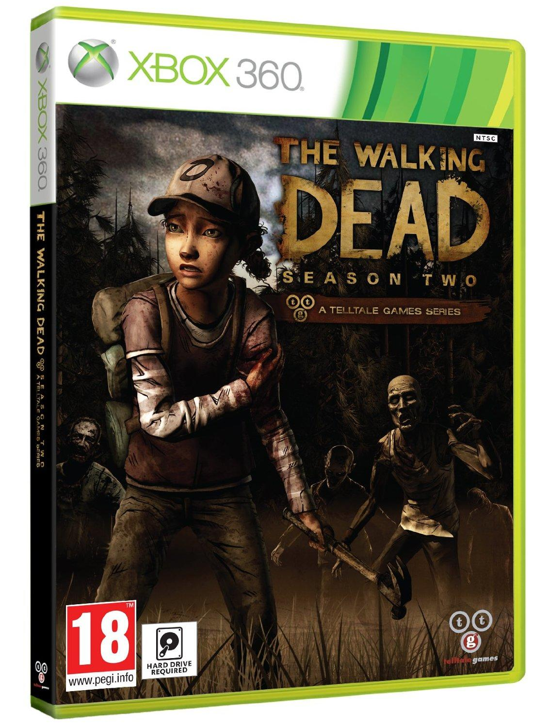 The Walking Dead Season Two Xbox 360