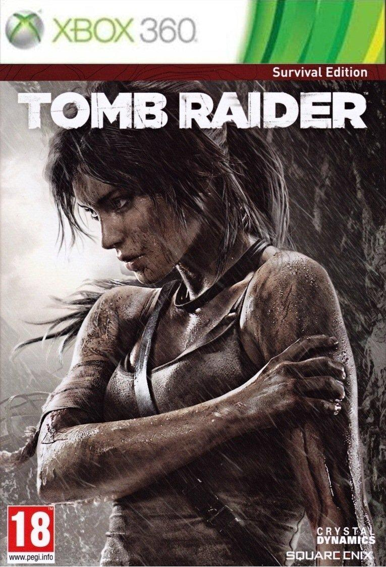 Tomb Raider Survival Edition Xbox 360