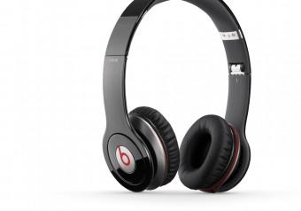 BEATS BY DR.DRE-BEATS HEADPHONE IPHONE IPOD SOLO HD BLACK