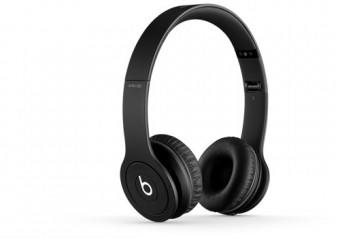 Beats by Dre Solo Over-Ear Headphones - Matte Black