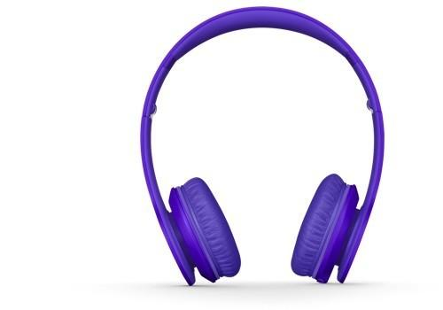Beats by Dre Solo Over-Ear Headphones - Matte Purple