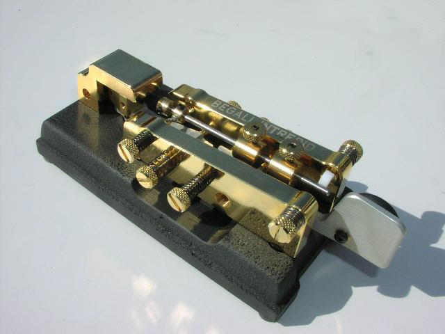 Begali Intrepid Morse Key