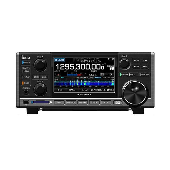 ICOM IC-R8600 WIDEBAND RECEIVER s1