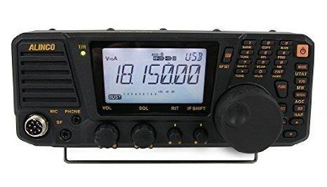 Alinco DX-SR9  100w HF transceiver with SDR