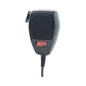 K40 4-Pin Noise Cancelling CB Microphone Black