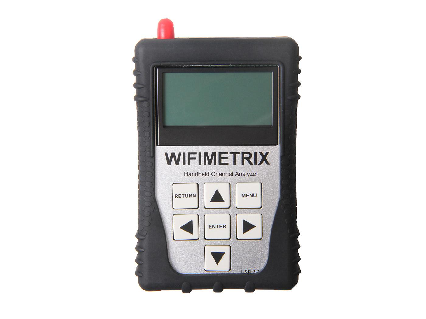 RF Explorer WifiMETRIX Wi-Fi networks analyzer