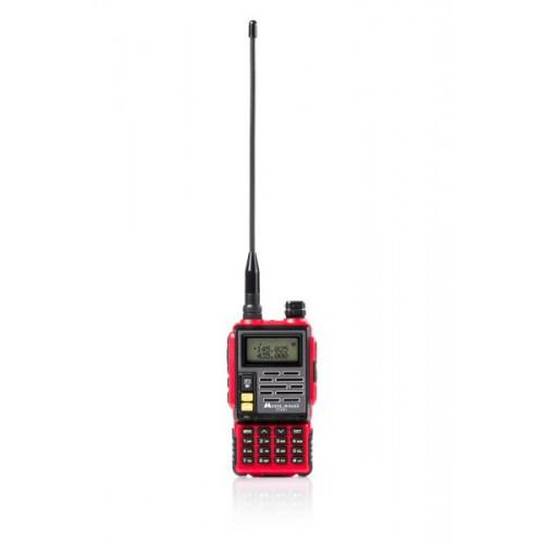 Midland CT690 Portable Transceiver VHF/UHF  red