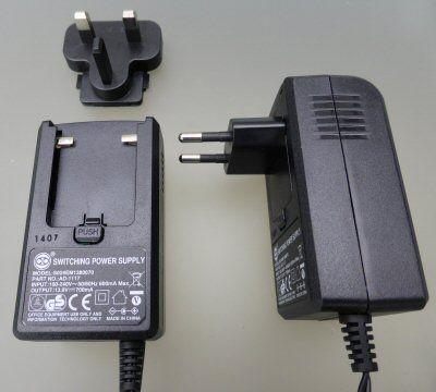 Uniden AD-1117 Switching Power Supply for Uniden BCT15X