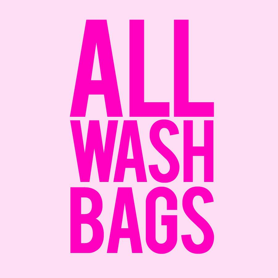 ALL WASH BAGS